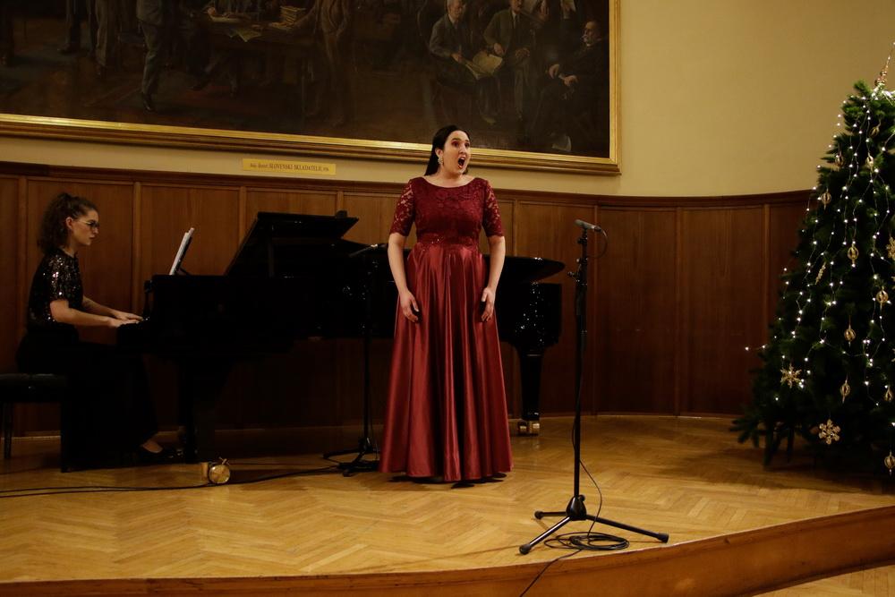 Tea Trifković, sopran, Ana Semič Bursać, klavir, Foto: Goran Antlej