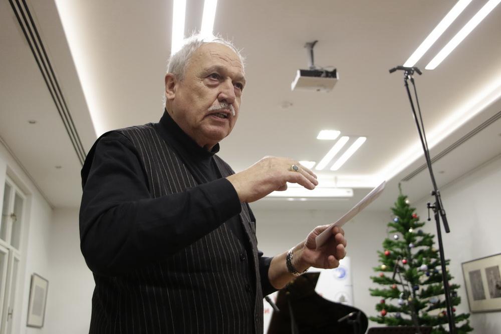 Tomaž Habe, skladatelj, Foto: Goran Antlej