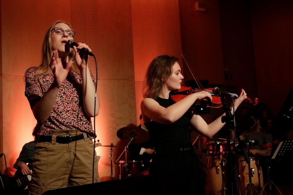 Jazz mladih - Moja pesem - Ajda Vardjan (10.2.2020)