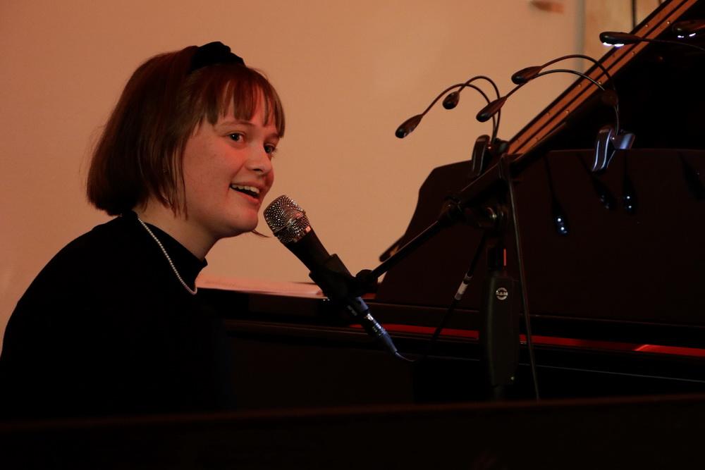 Jazz mladih - Moja pesem - Izabela Rajh (10.2.2020)