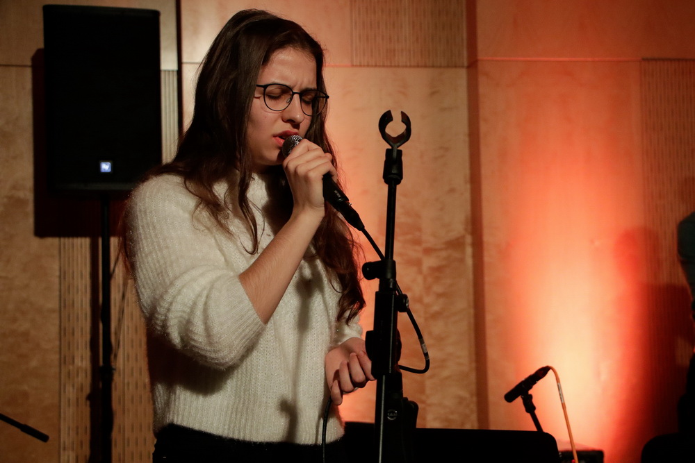 Jazz mladih - Moja pesem - Petra Štibelj (10.2.2020)