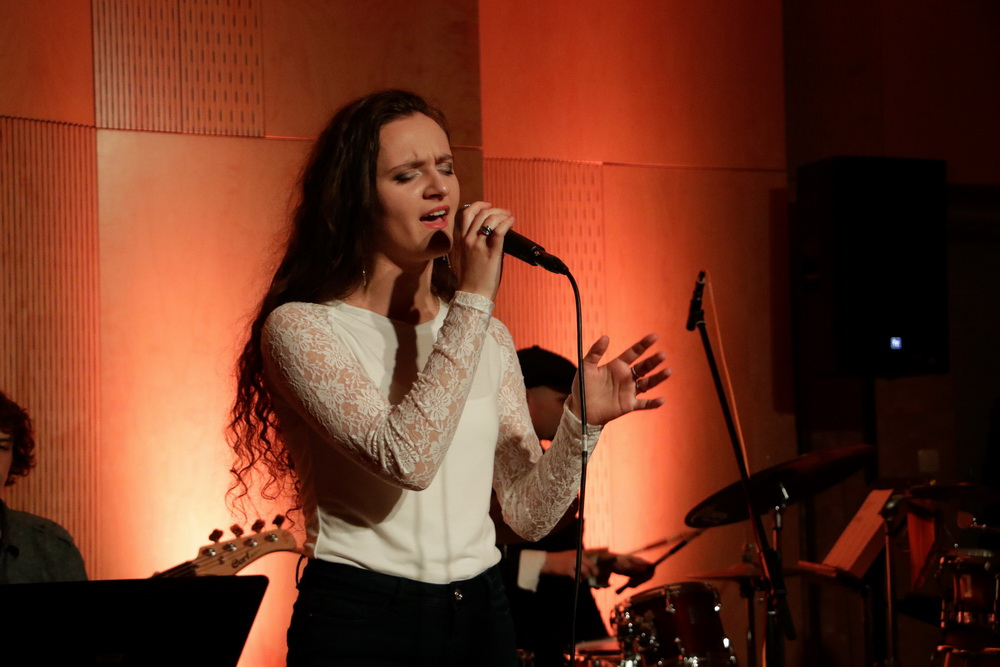 Jazz mladih - Moja pesem - Adriana Bajc (10.2.2020)