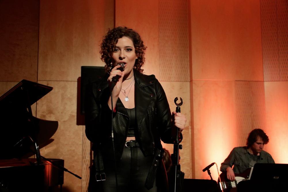 Jazz mladih - Moja pesem - Eva Kovačič (10.2.2020)