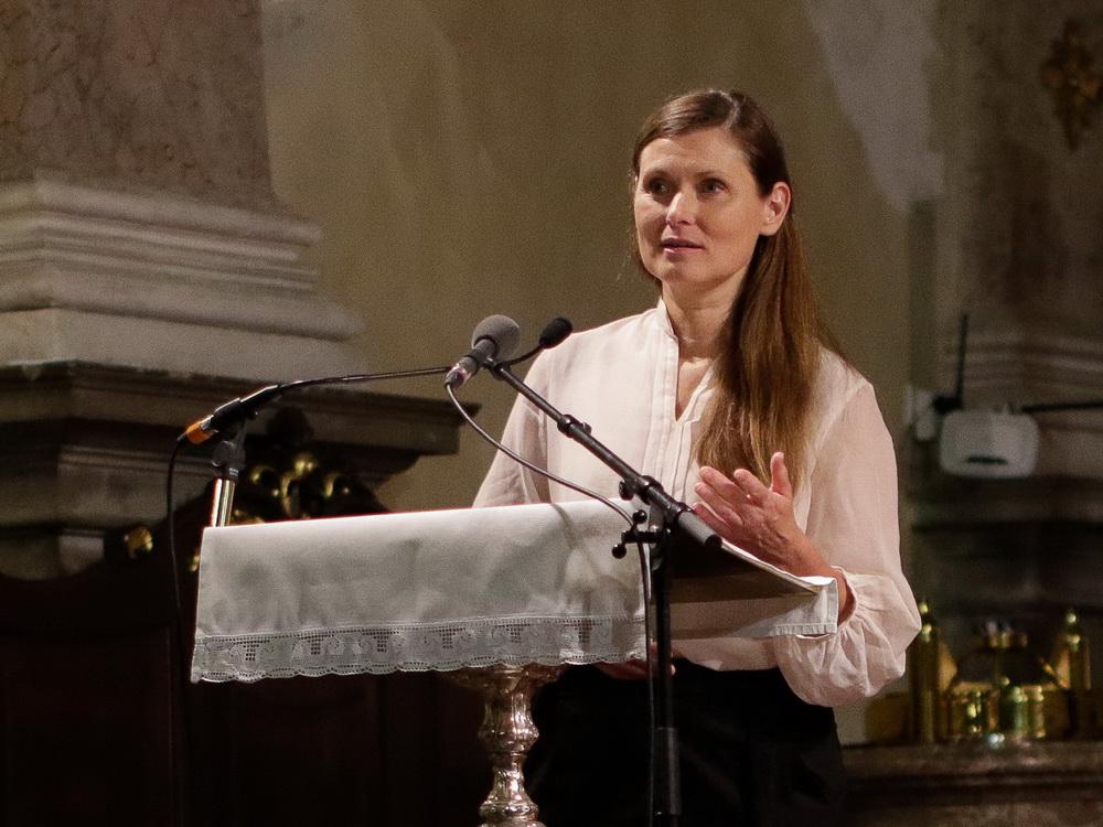 MOJE MISLI SO KRILATE, 16.9.2020, Tina Uršič, igralka  (Foto: Goran Antlej)